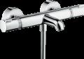 Hansgrohe 13114000 Ecostat Comfort Thermostatische Badmengkraan Chroom