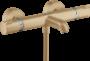 Hansgrohe 13114140 Ecostat Comfort Thermostatische Badmengkraan Brushed Bronze