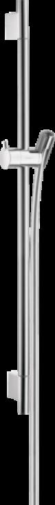28632000 Hansgrohe Glijstang Unica S Puro 65 cm met doucheslang Chroom