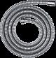 28265000 Hansgrohe Metaflex C Doucheslang 175 cm Chroom