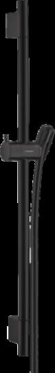 28632670 Glijstang Unica S Puro 65 cm met doucheslang Mat Zwart
