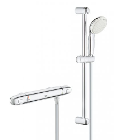 Grohe 34152004 Grohtherm 1000 Thermostatishce Douchecombinatie set Chroom