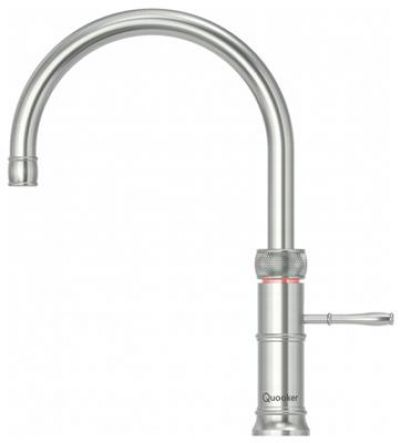 Quooker KCFRRVS Classic Fusion Round RVS ( Losse kraan)