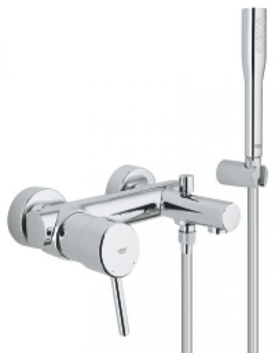 Grohe 32211001 Concetto Badmengkraan Chroom