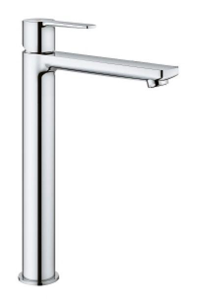 Grohe 23405001 Lineare Wastafelmengkraan XL-Size voor Opzetwastafel Chroom