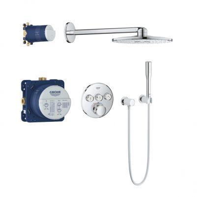 Grohe 34705000 Grohtherm SmartControl Perfect shower set met Rainshower 310 SmartActive Chroom