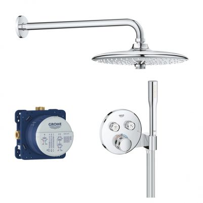Grohe 34744000 Grohtherm Smartcontrol Perfect shower set Chroom