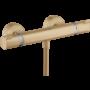 Hansgrohe 13116140 Ecostat Comfort Thermostatische Douchemengkraan Brushed Bronze