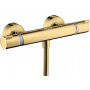 Hansgrohe 13116990 Ecostat Comfort Thermostatische Douchemengkraan Polished Gold Optic