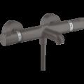 Hansgrohe 13114340 Ecostat Comfort Thermostatische Badmengkraan Brushed Black Chrome