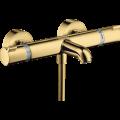 Hansgrohe 13114990 Ecostat Comfort Thermostatische Badmengkraan Polished Gold Optic